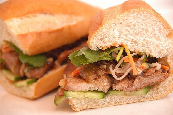 Vietnamese Chicken Sandwich (Banh Mi) Recipes — Dishmaps